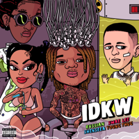 Rvssian, Shenseea & Swae Lee - IDKW (feat. Young Thug) artwork