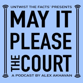 May it Please the Court: S01, Episode VII - No Conceivable Limit on