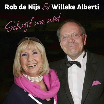 Schrijf Me Niet - Single - Willeke Alberti
