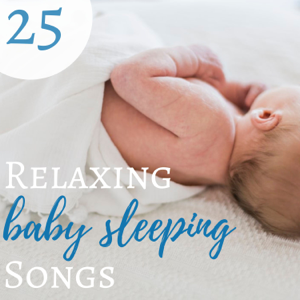 Charles Calm - 25 Relaxing Baby Sleeping Songs - Colicky Baby Music with White Noise