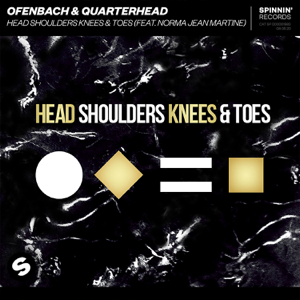 Ofenbach & Quaterhead - Head Shoulders Knees & Toes feat. Norma Jean Martine