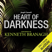 Heart of Darkness: A Signature Performance by Kenneth Branagh   (Unabridged)