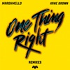 One Thing Right Remixes EP