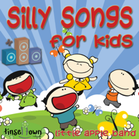 Little Apple Band - Silly Songs For Kids artwork