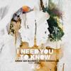 Armin van Buuren & Nicky Romero - I Need You to Know (feat. Ifimay) artwork