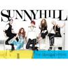 Sunny Hill - The Grasshopper Song ilustración