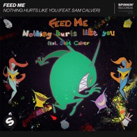 Nothing Hurts Like You - FEED ME - SAM CALVER