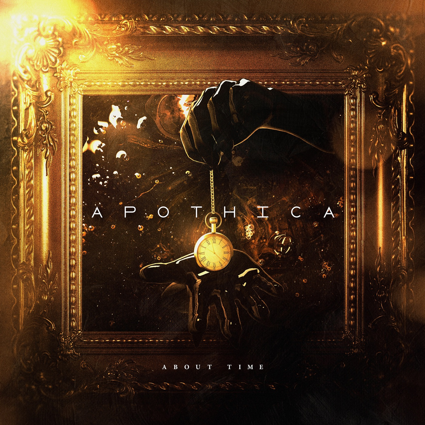 Apothica - About Time (2019)