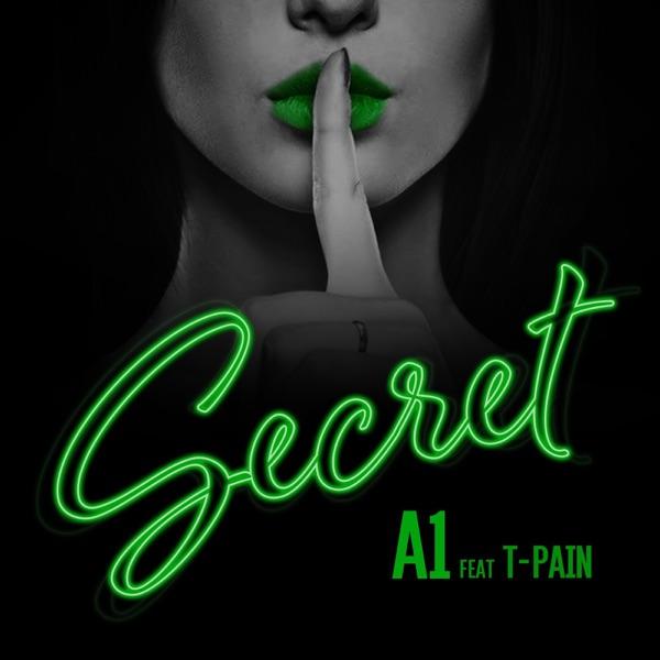 Secret (feat. T-Pain) - Single