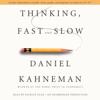 Daniel Kahneman - Thinking, Fast and Slow (Unabridged) artwork