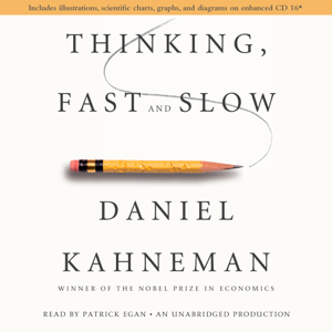 Thinking, Fast and Slow (Unabridged)