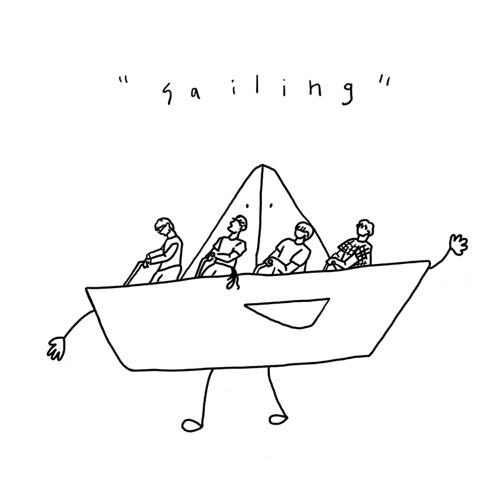 Sundayrest – Sailing – Single