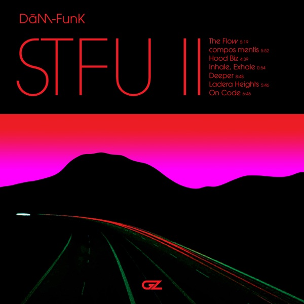 iTunes Artwork for 'STFU II (by DāM FunK)'