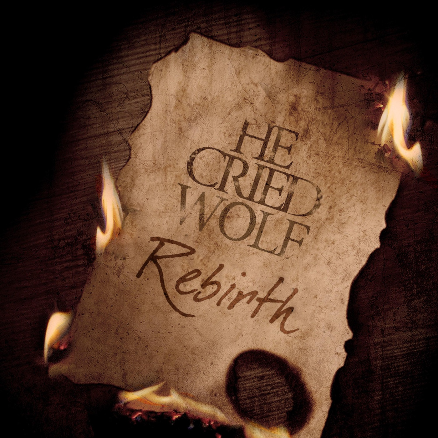 He.cried.wolf - Rebirth [single] (2019)