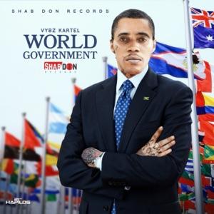 VYBZ KARTEL - World Government Chords and Lyrics