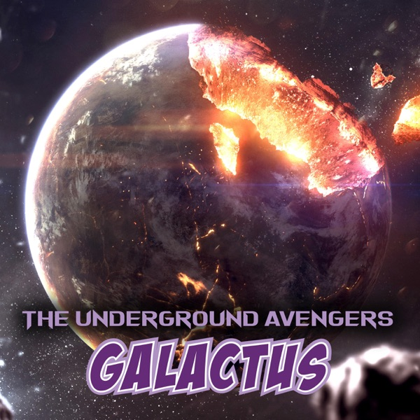 Galactus (feat. Twiztid, Jelly Roll, Rittz, Krizz Kaliko, Crucifix, Blaze Ya Dead Homie, King Iso & Lyte) - Single