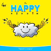 Ghost Writers Trinidad - Happy Riddim artwork