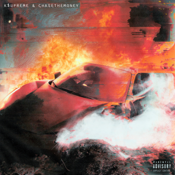 Caught Fire K$upreme & CHASETHEMONEY album songs, reviews, credits