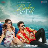 Baby Baby Feat. Manj Musik  Mankirt Aulakh - Mankirt Aulakh