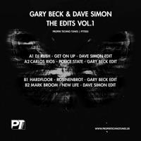 Get on Up (Dave Simon rmx) - DJ RUSH