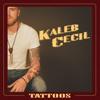 Kaleb Cecil - Tattoos - EP  artwork