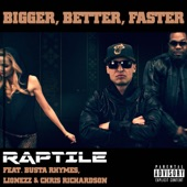 Bigger, Better, Faster (feat. Chris Richardson) artwork