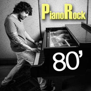 Piano Rock - With Or Without You