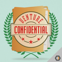 Podcast cover art for Venture Confidential