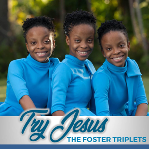 The Foster Triplets - Precious Lord, Take My Hand