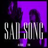 Alesso - Sad Song (feat. TINI) ilustración