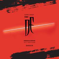 슈퍼주니어-D&E - DANGER - The 3rd Mini Album