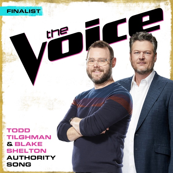 Authority Song (The Voice Performance) - Single