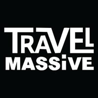 Podcast cover art for Travel Massive Podcast