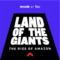 Podcast cover art for Land of the Giants