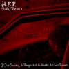H.E.R. - Slide (Remix) [feat. Pop Smoke, A Boogie wit da Hoodie & Chris Brown] artwork