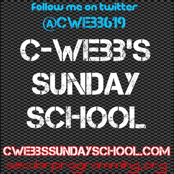 C-Webb's Sunday School