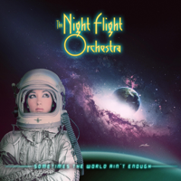 The Night Flight Orchestra - Sometimes the World Ain't Enough artwork