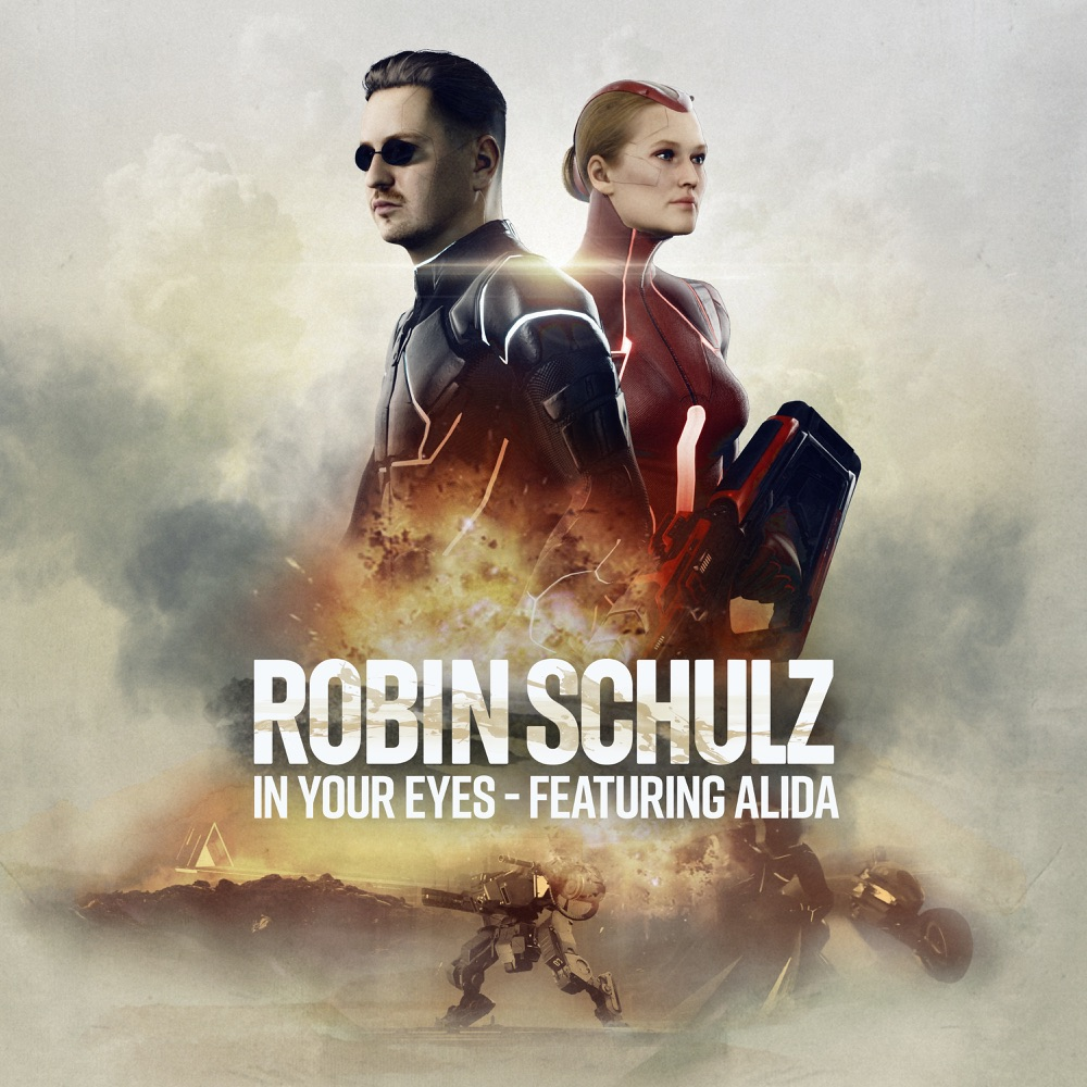 Robin Schulz In Your Eyes (feat. Alida)