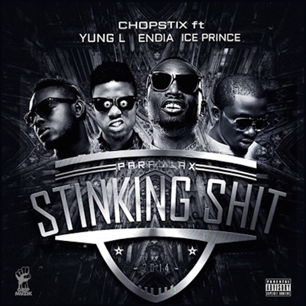 Stinking Shit (feat. Ice Prince, Yung L & Endia) - Single