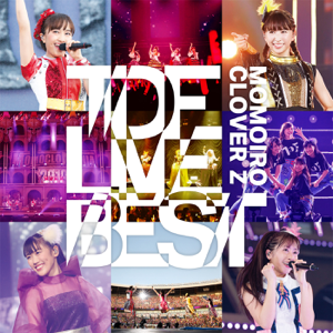 ももいろクローバーZ - TDF LIVE BEST
