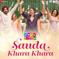 Diljit Dosanjh, Sukhbir, Dhvani Bhanushali, DJ Chetas & Lijo George - Sauda Khara Khara (From