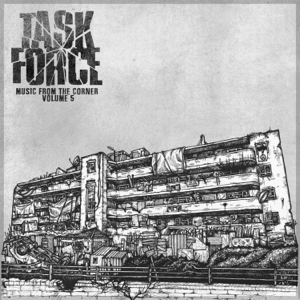 Task Force - Music from the Corner, Vol. 5