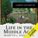 Martyn Whittock - A Brief History of Life in the Middle Ages: Brief Histories (Unabridged)