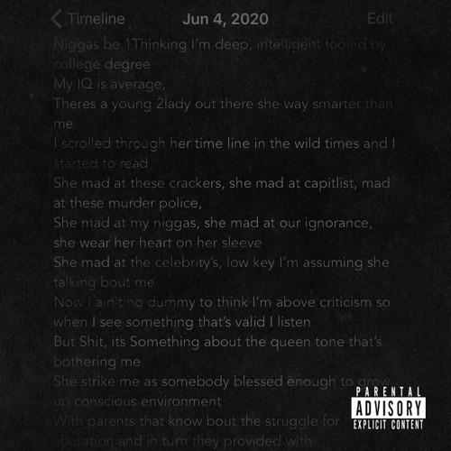J. Cole – Snow on tha Bluff – Single (iTunes Plus M4A)