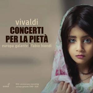 Fabio Biondi & Europa Galante - Concerti per la Pietà