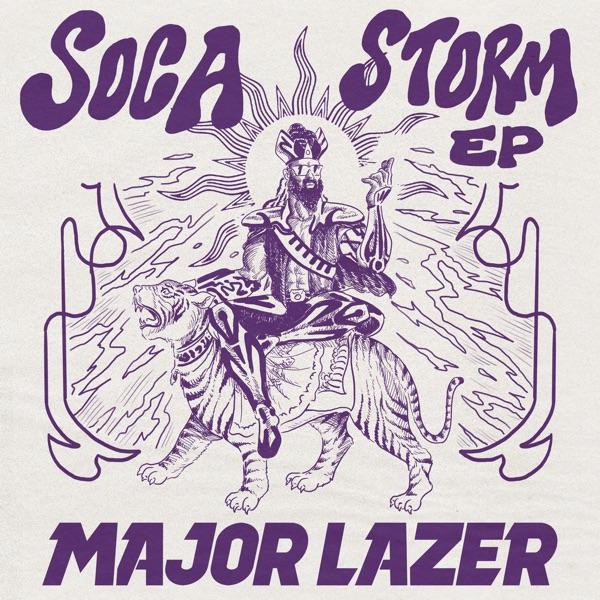 Soca Storm EP
