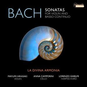 Bach: Sonatas for Violin and Basso Continuo, BWV 1021-1024