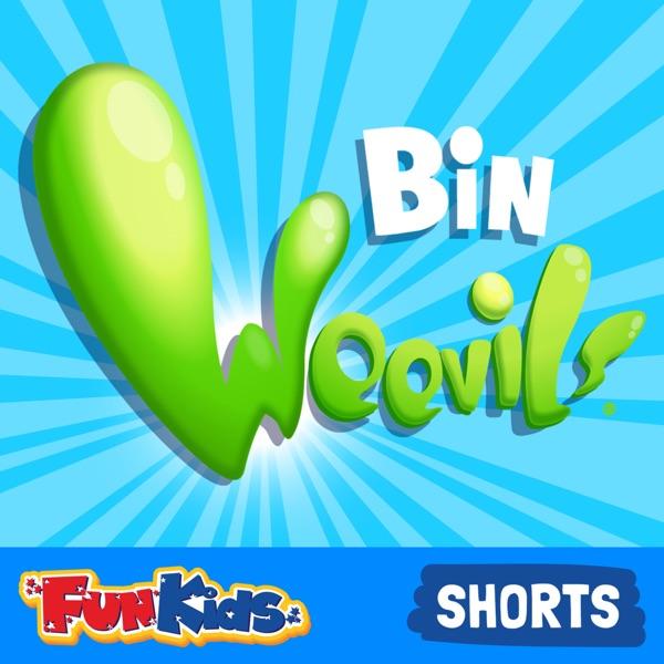 Bin Weevils Show on Fun Kids