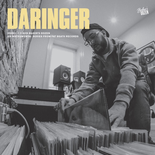 iTunes Artwork for 'Baker's Dozen: Daringer (by Daringer)'
