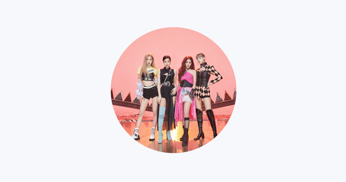 Listen to BLACKPINK songs on Apple Music